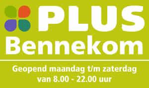 Logo PLUS Bennekom